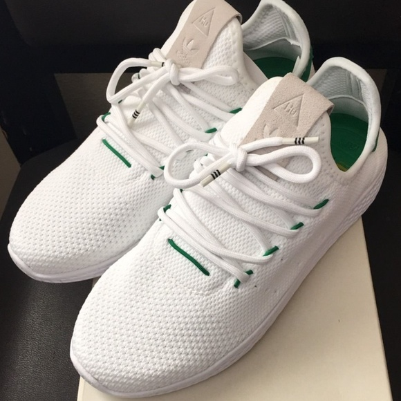 8c1db7e72 PHARRELL WILLIAMS X ADIDAS MENS TENNIS HU